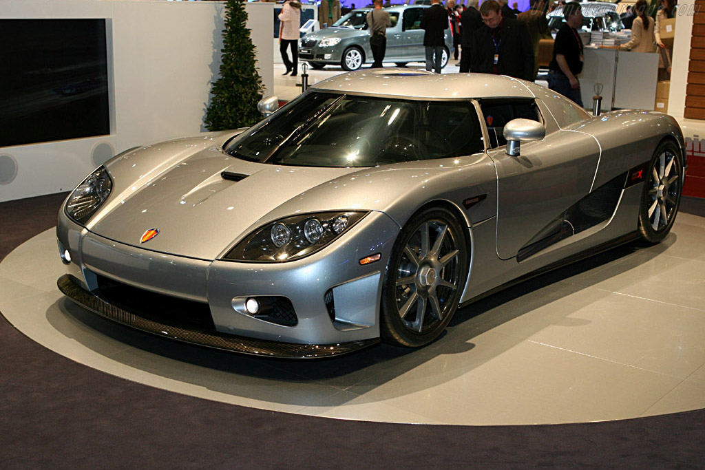Click here to open the Koenigsegg CCX gallery
