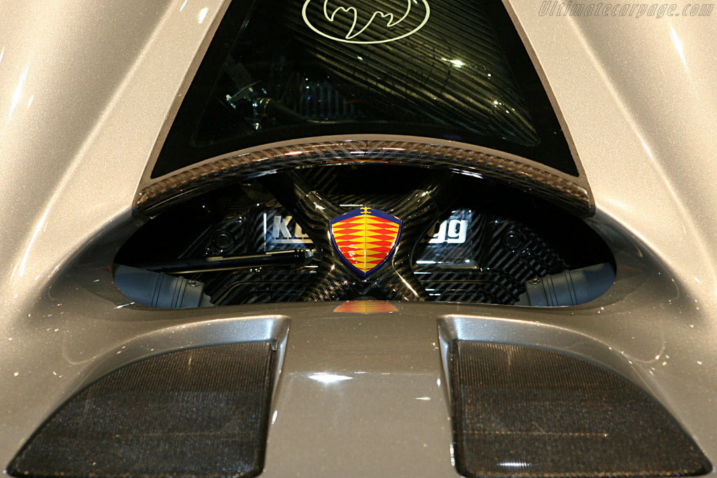 Koenigsegg CCX    - 2006 Geneva International Motor Show