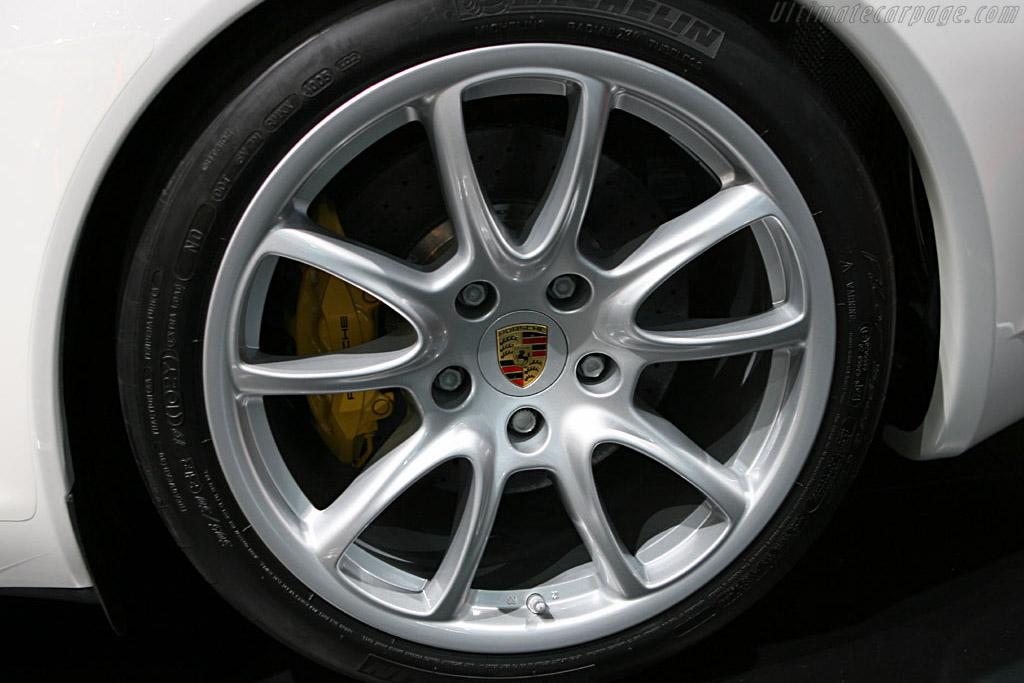 Porsche 997 GT3    - 2006 Geneva International Motor Show