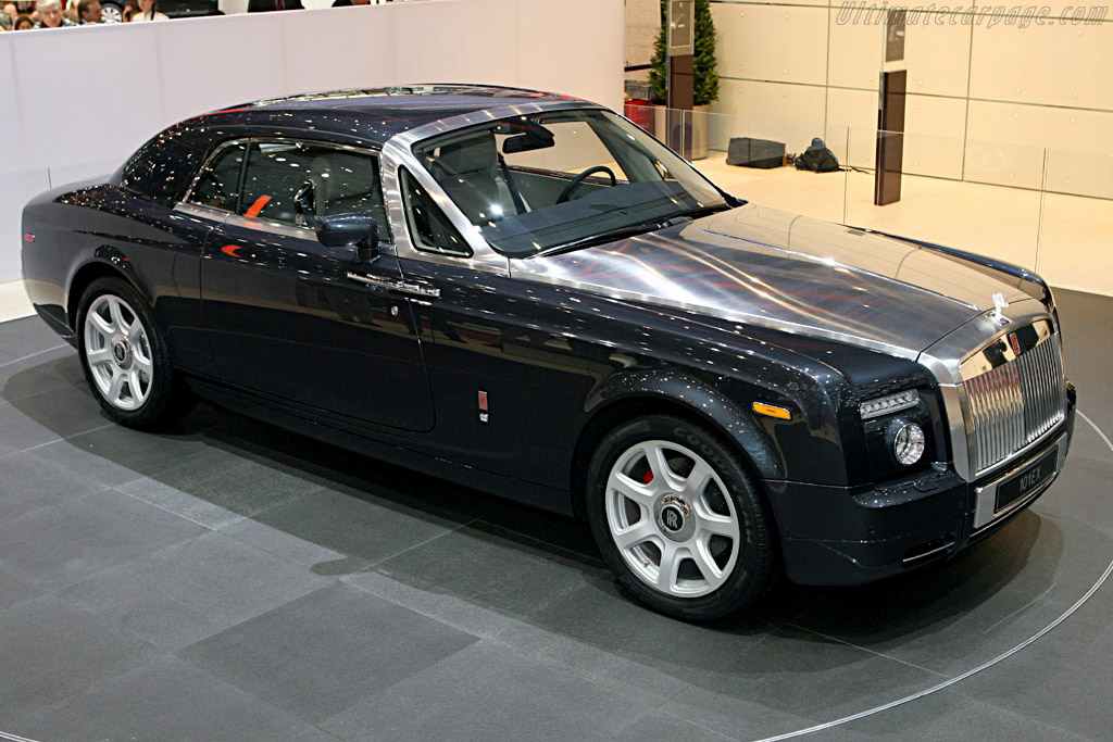 Click here to open the Rolls-Royce 101EX gallery