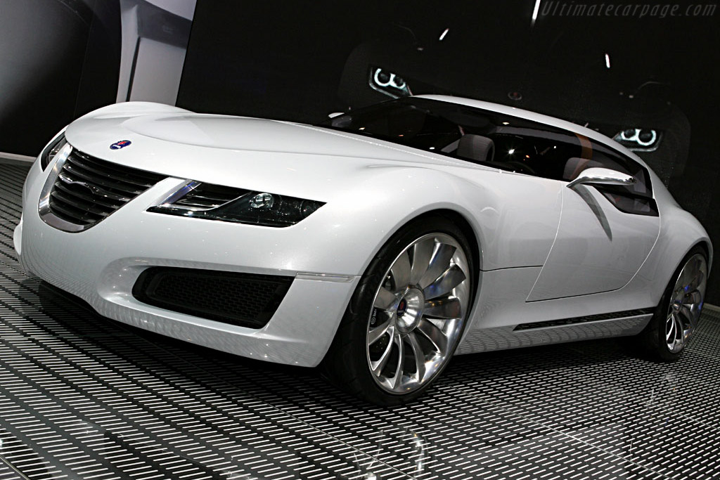 2006 Saab Aero X Concept Images Specifications And Information