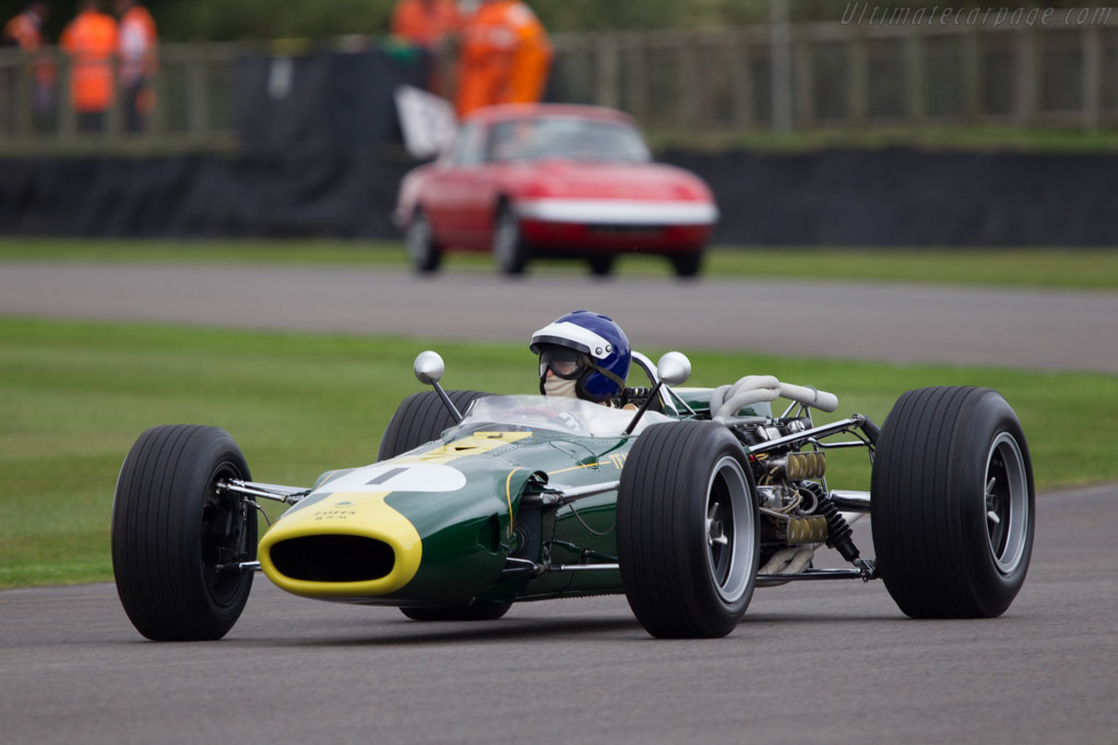 Lotus 43 Brm Chassis 43 1 2013 Goodwood Revival