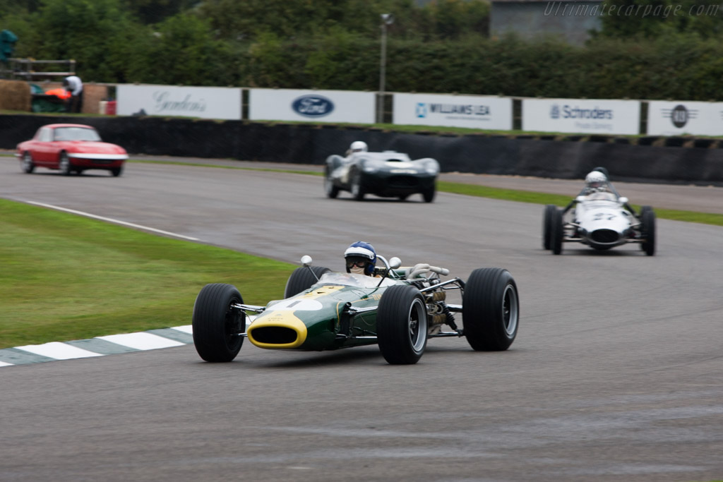 Lotus 43 BRM - Chassis: 43/1   - 2013 Goodwood Revival