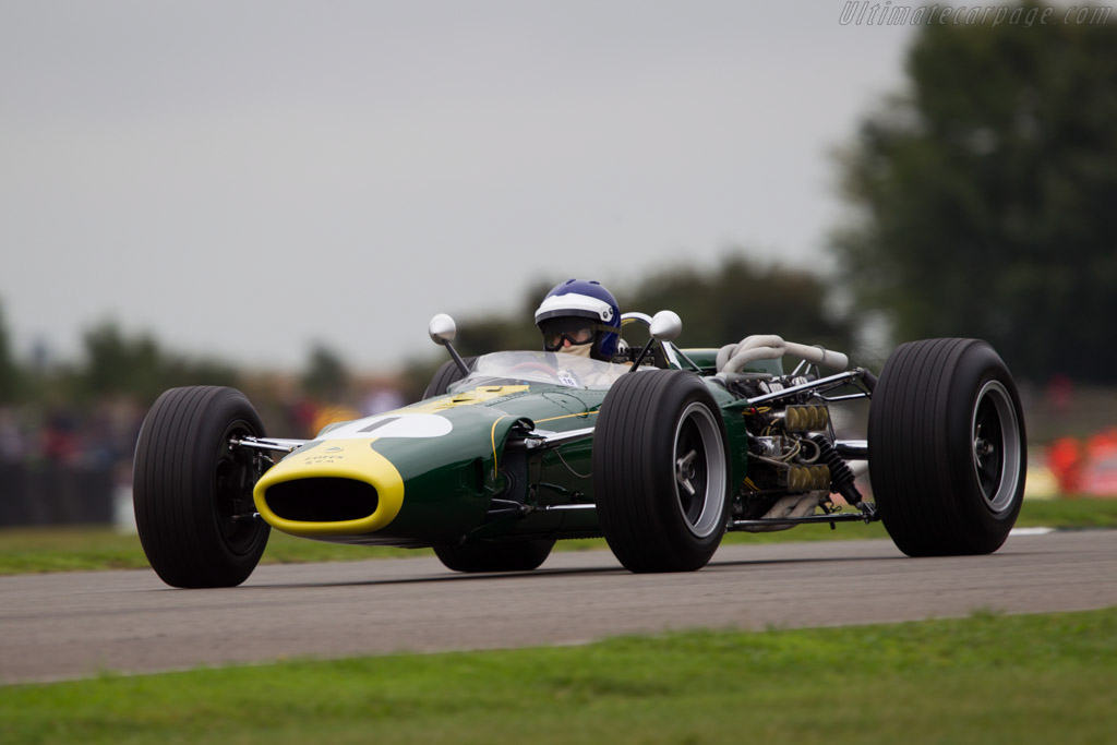 1966 - 1967 Lotus 43 BRM - Images, Specifications and ...