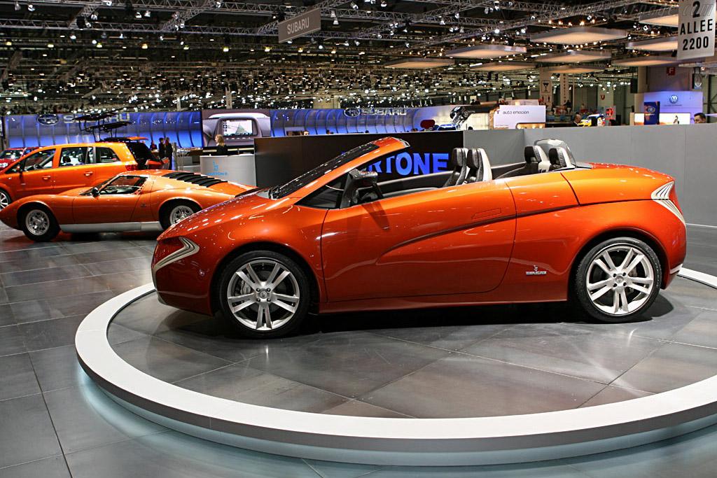 Fiat Suagna Bertone Concept    - 2006 Geneva International Motor Show