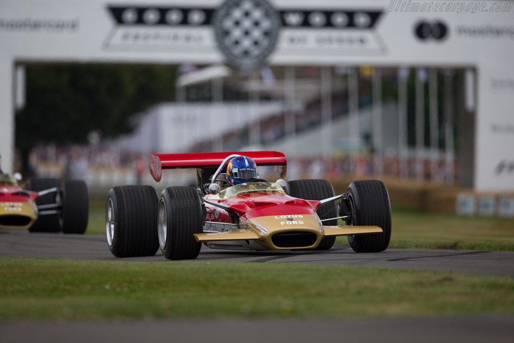 Lotus 49B Cosworth - Chassis: R8  - 2017 Goodwood Festival of Speed