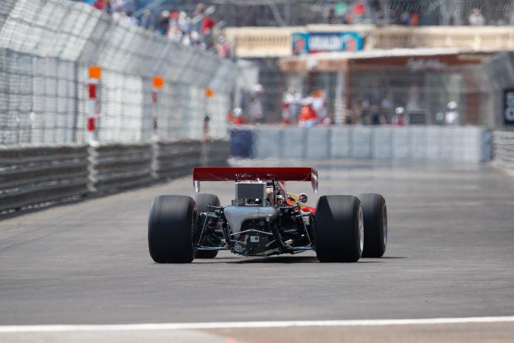 Lotus 49B Cosworth - Chassis: R8  - 2018 Monaco Historic Grand Prix