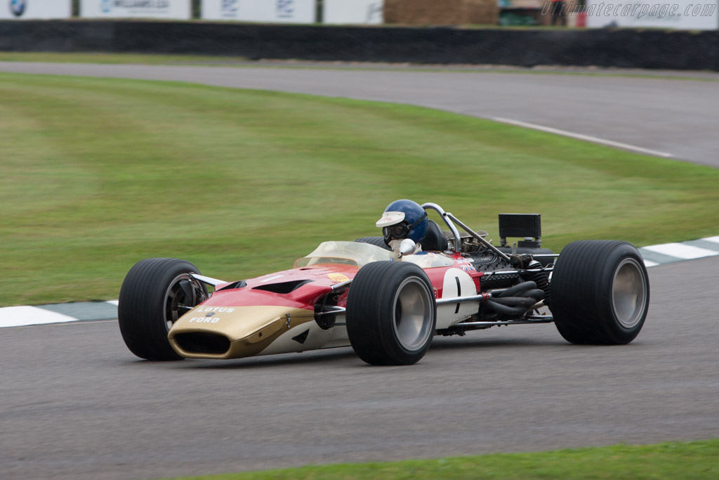 Lotus 49B Cosworth - Chassis: R10   - 2013 Goodwood Revival