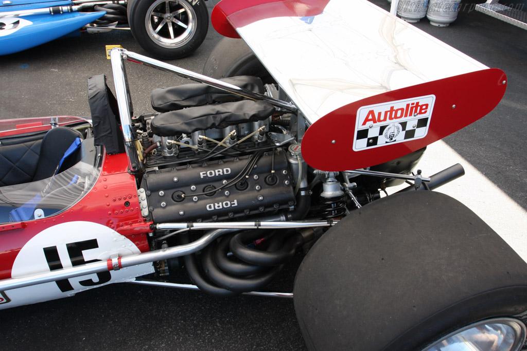 Lotus 49B Cosworth - Chassis: R11   - 2008 Monterey Historic Automobile Races