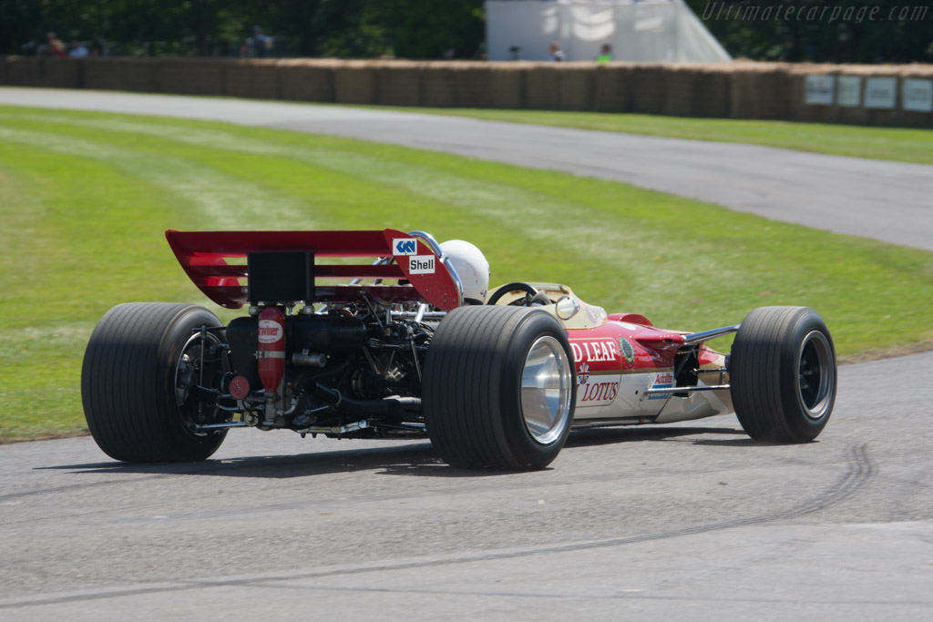 Lotus 49B Cosworth - Chassis: R6   - 2012 Goodwood Festival of Speed