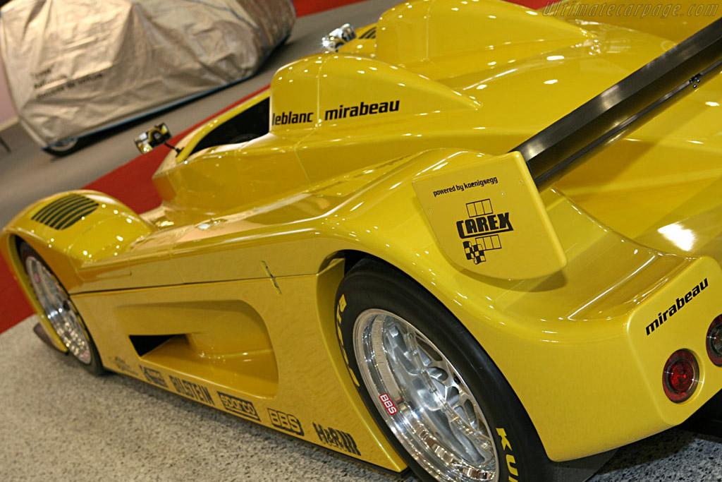 Leblanc Mirabeau    - 2006 Geneva International Motor Show