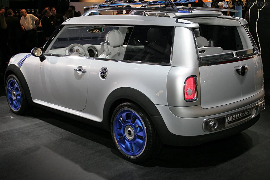 MINI Concept Detroit    - 2006 North American International Auto Show (NAIAS)
