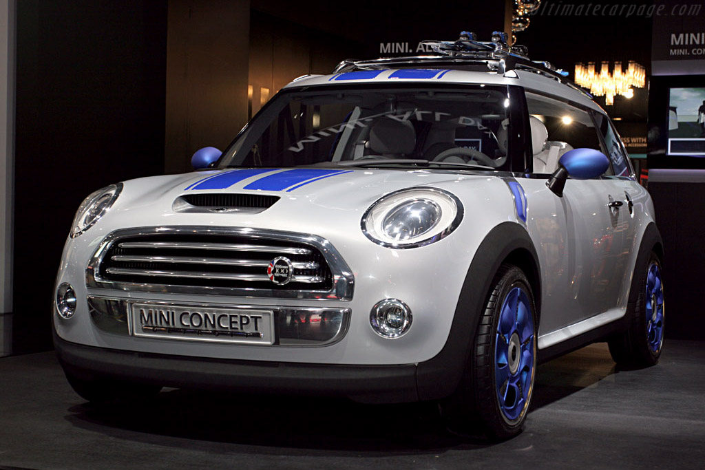 Mini Concept Detroit 2006 North American International