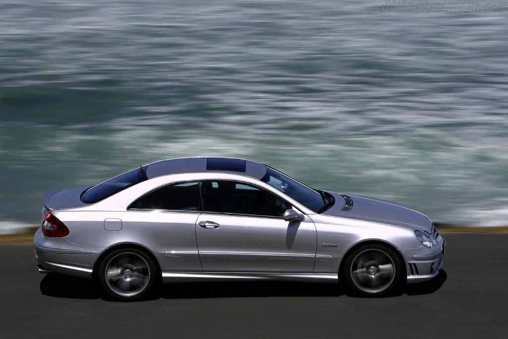 Mercedes-Benz CLK 63 AMG Coupe