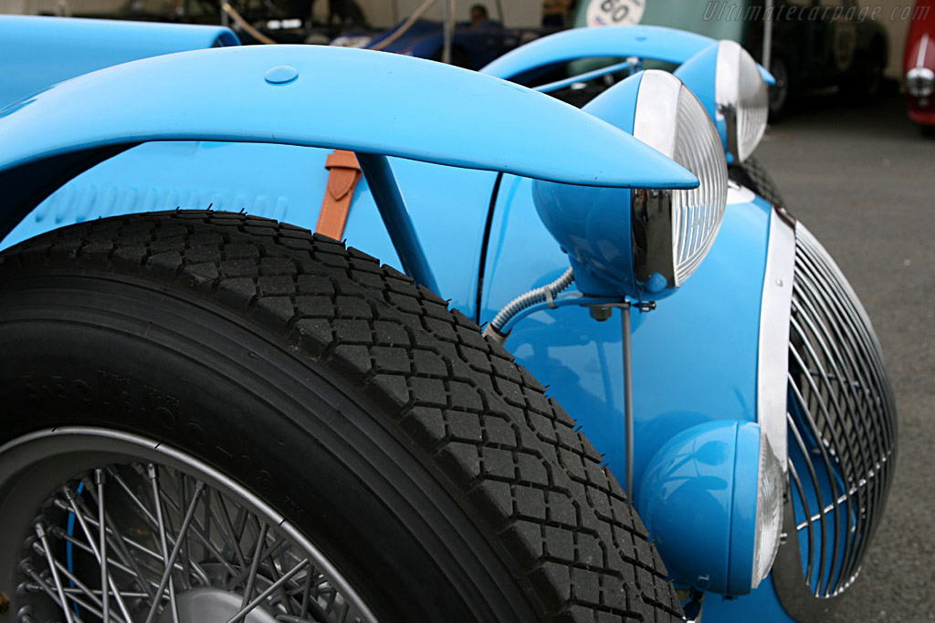 Talbot Lago T26C Biplace Sport - Chassis: 110059   - 2006 Le Mans Classic