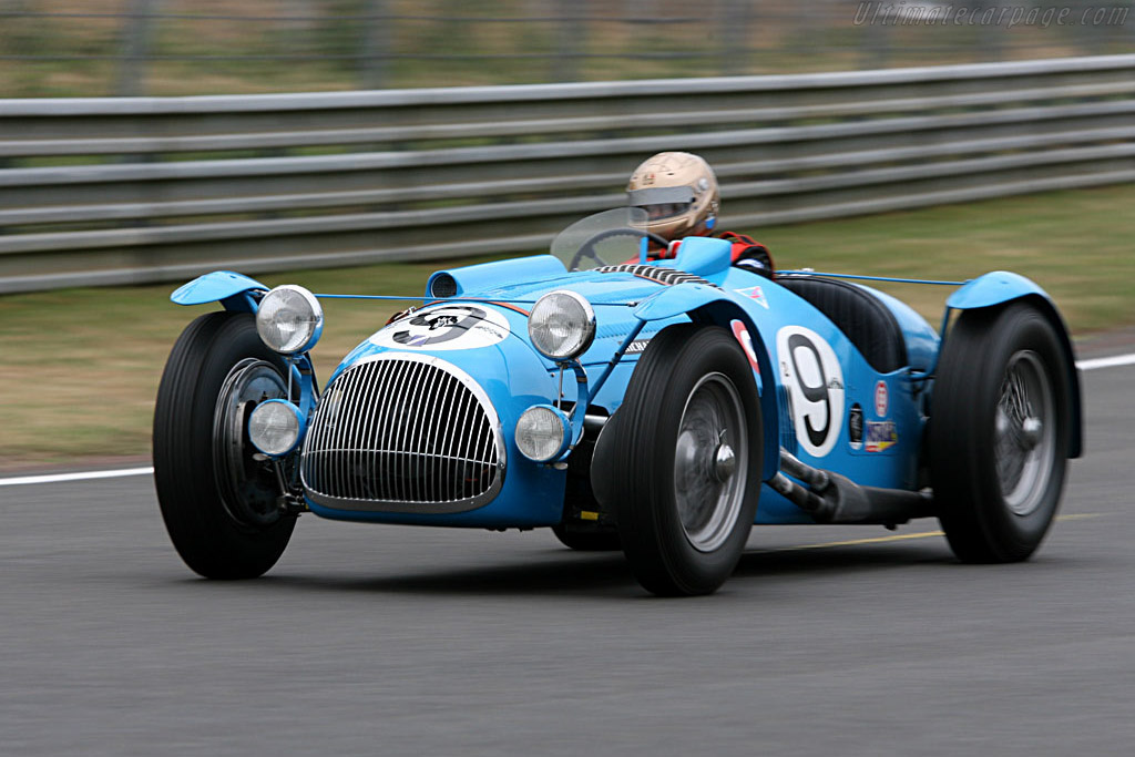 Click here to open the Talbot Lago T26C Biplace Sport gallery
