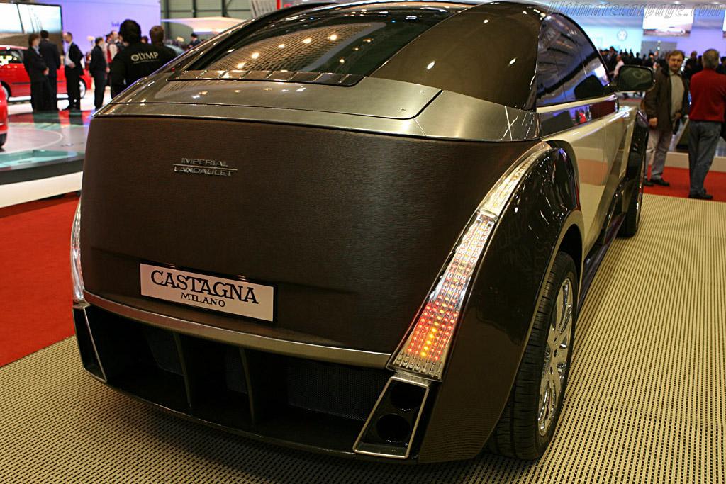 Castagna Imperial Landaulet Concept    - 2006 Geneva International Motor Show