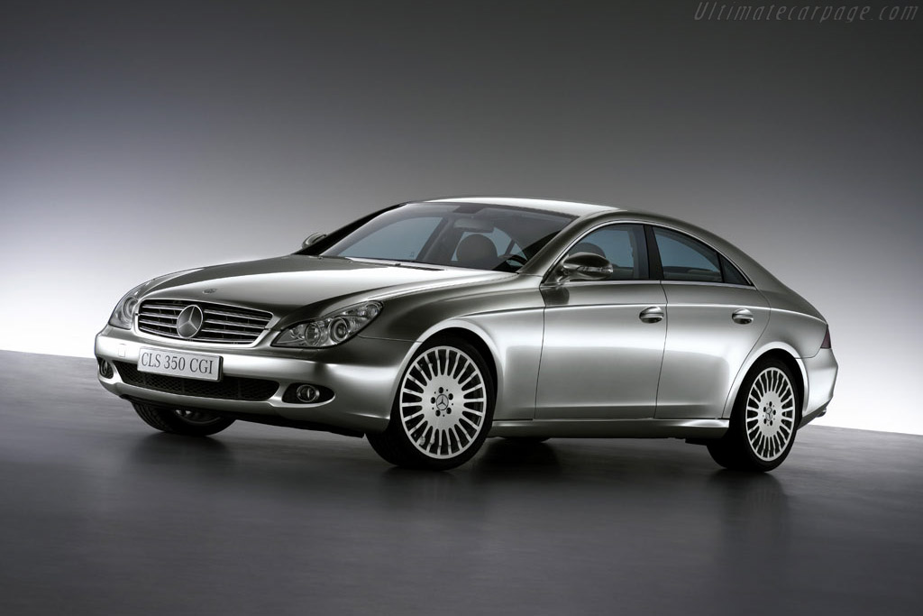 Click here to open the Mercedes-Benz CLS 350 CGI gallery