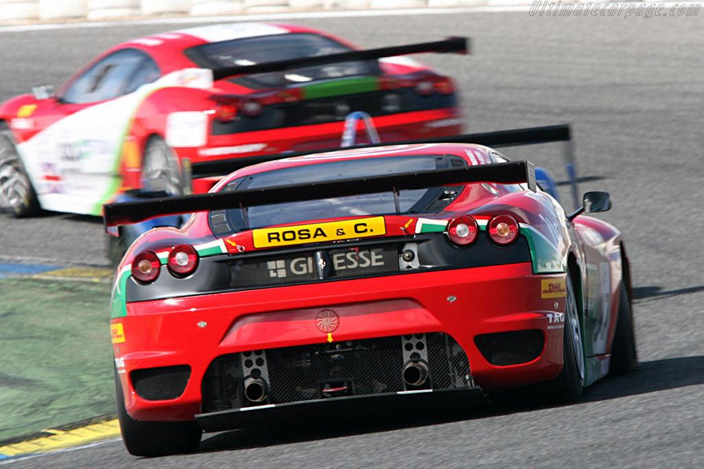 Ferrari F430 GTC - Chassis: 2402   - 2006 Le Mans Series Jarama 1000 km