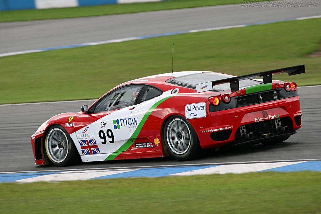 Ferrari F430 GTC - Chassis: 2408   - 2006 Le Mans Series Donnington 1000 km