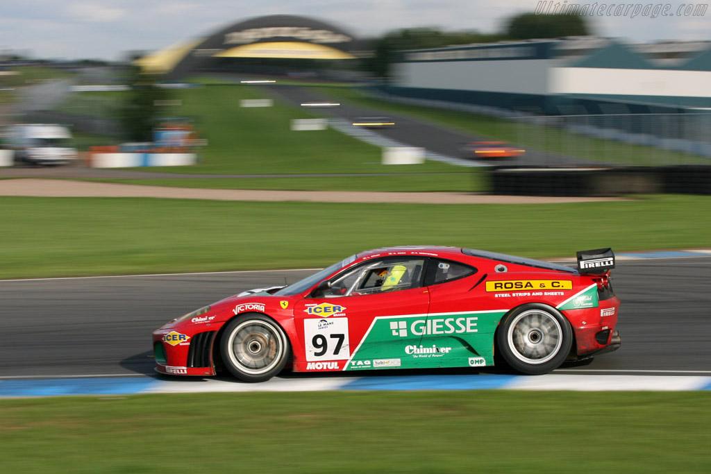 Ferrari F430 GTC - Chassis: 2402   - 2006 Le Mans Series Donnington 1000 km