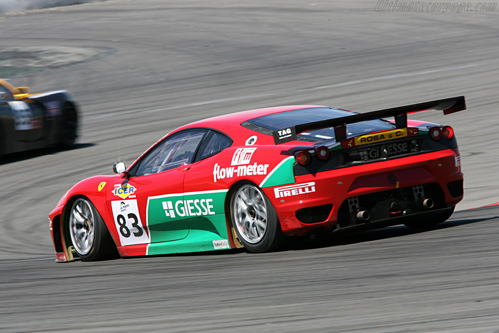 Ferrari F430 GTC - Chassis: 2410   - 2006 Le Mans Series Nurburgring 1000 km