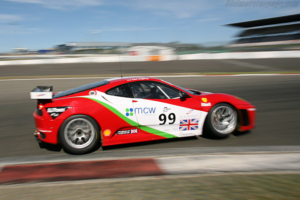 Ferrari F430 GTC - Chassis: 2408   - 2006 Le Mans Series Nurburgring 1000 km