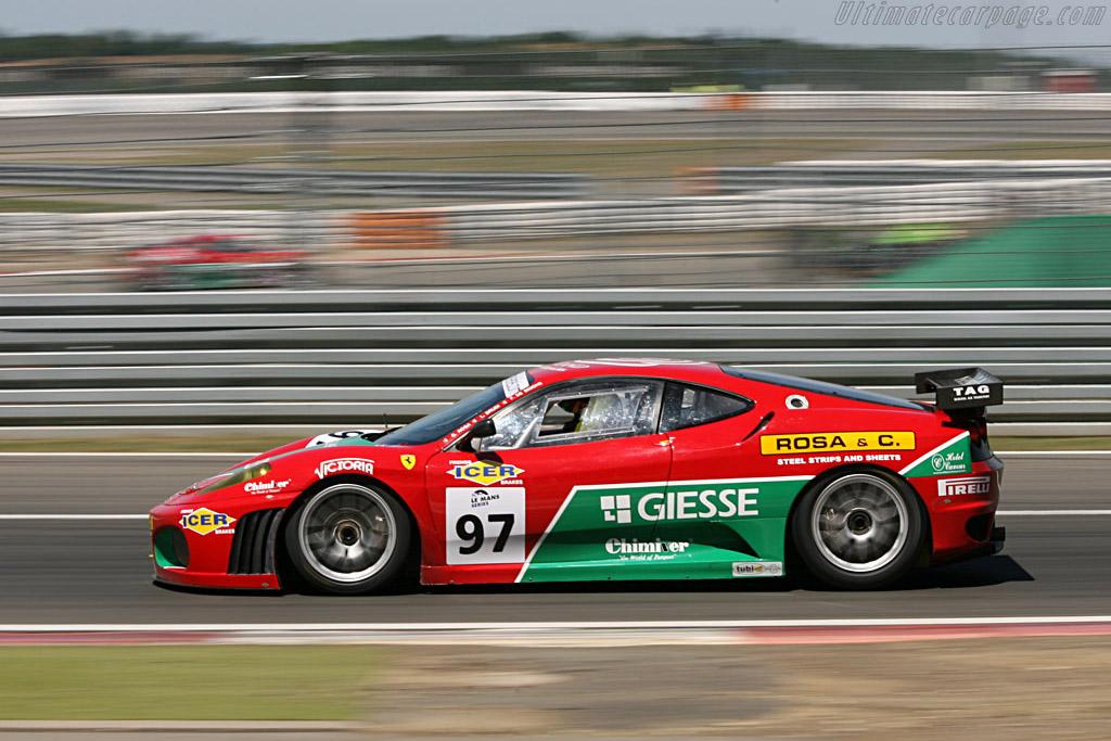 Ferrari F430 GTC - Chassis: 2402   - 2006 Le Mans Series Nurburgring 1000 km