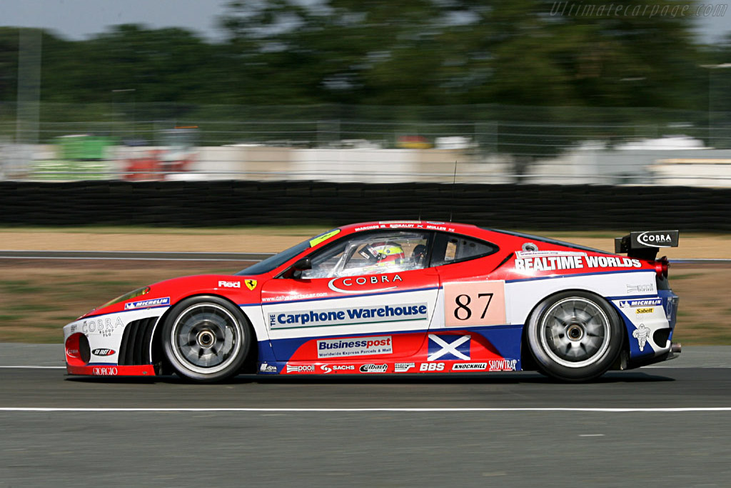 Ferrari F430 GTC - Chassis: 2418   - 2006 24 Hours of Le Mans