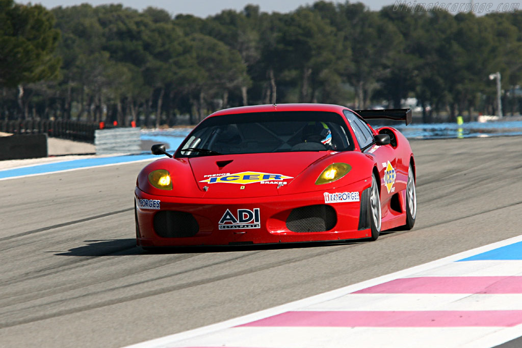 Ferrari F430 GTC - Chassis: 2410   - Le Mans Series 2006 Season Preview