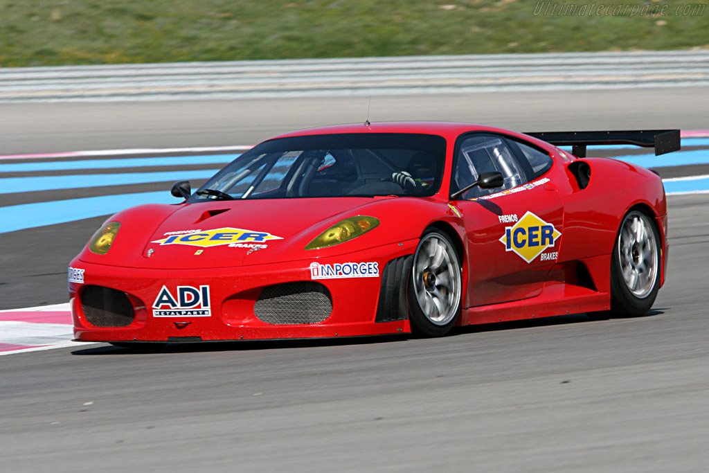 Click here to open the Ferrari F430 GTC gallery