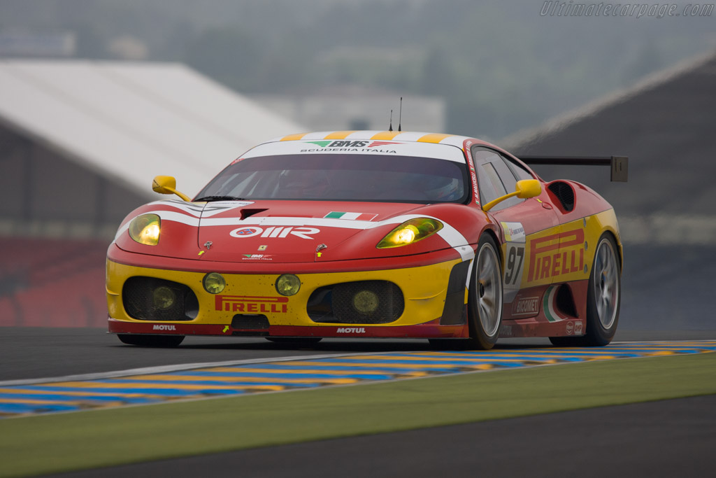 Ferrari F430 GTC - Chassis: 2616   - 2008 24 Hours of Le Mans Preview