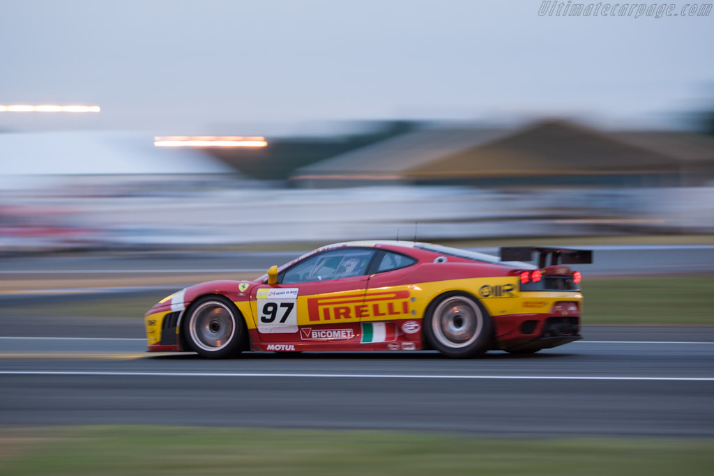 Ferrari F430 GTC - Chassis: 2616   - 2008 24 Hours of Le Mans
