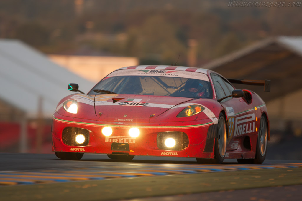 Ferrari F430 GTC - Chassis: 2616   - 2009 24 Hours of Le Mans