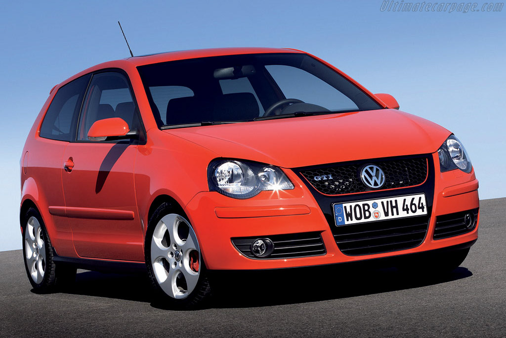 2005 2009 Volkswagen Polo Gti Images Specifications