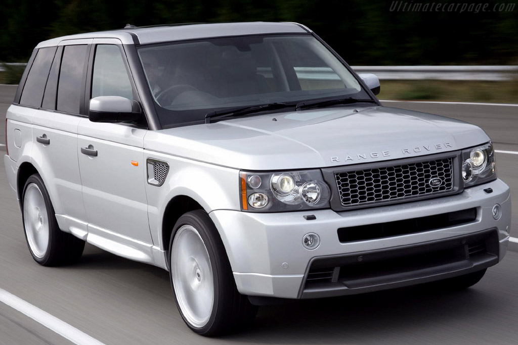 Click here to open the Land Rover Range Rover Sport HST gallery