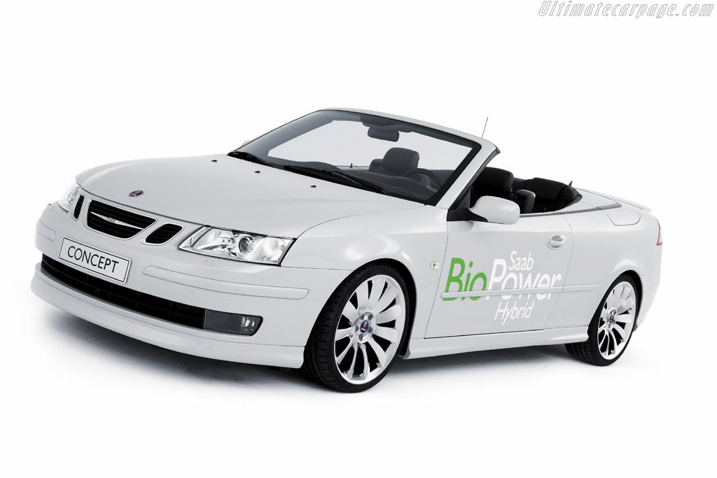 Click here to open the Saab Biopower Hybrid Concept gallery