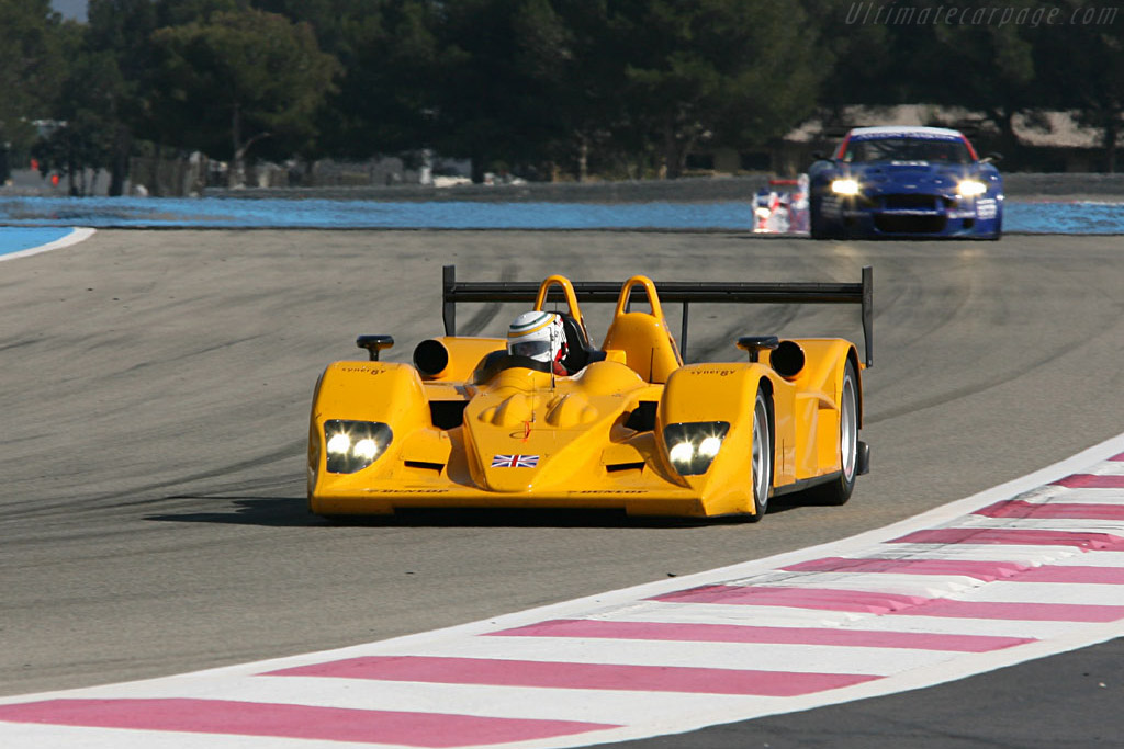 Lola B06/10 AER - Chassis: B0610-HU07   - Le Mans Series 2006 Season Preview