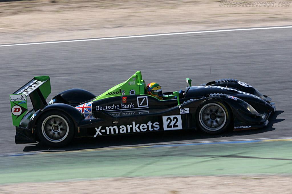 Radical SR9 Judd - Chassis: SR9001   - 2006 Le Mans Series Jarama 1000 km