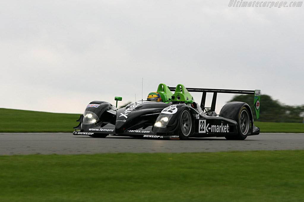 Radical SR9 Judd - Chassis: SR9001   - 2006 Le Mans Series Donnington 1000 km