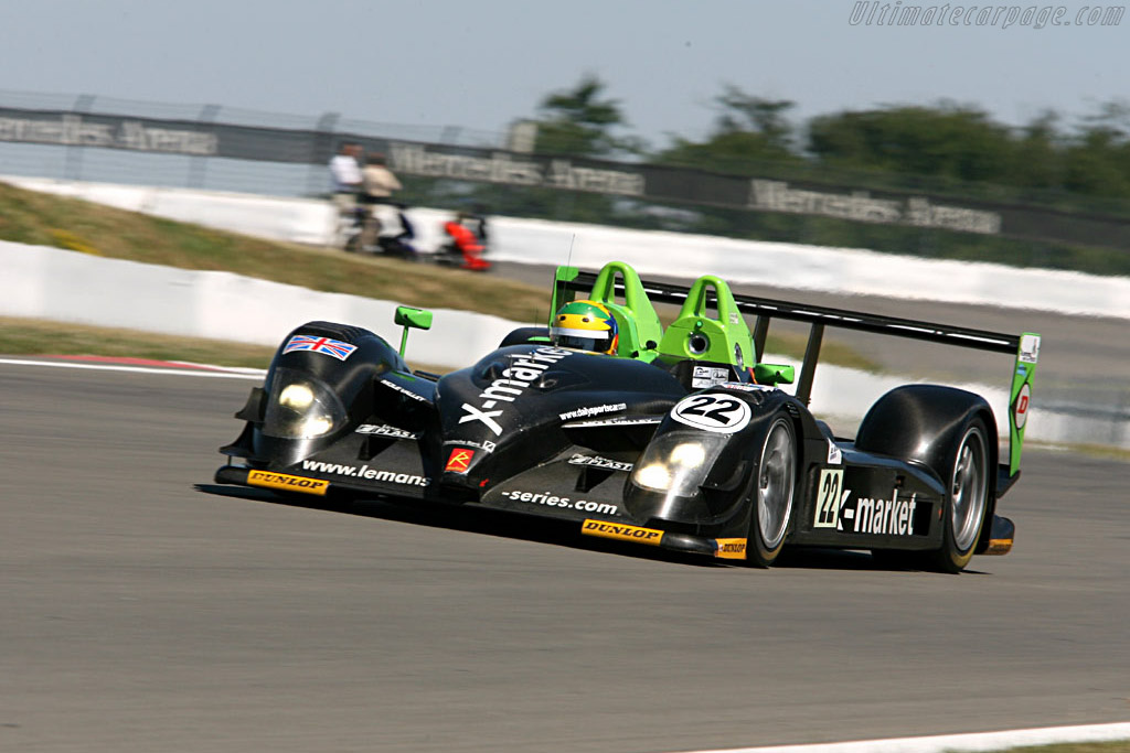 Radical SR9 Judd - Chassis: SR9001   - 2006 Le Mans Series Nurburgring 1000 km