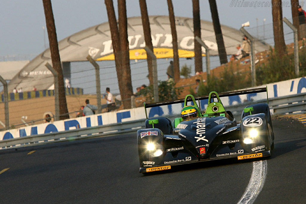 Radical SR9 Judd - Chassis: SR9001   - 2006 24 Hours of Le Mans
