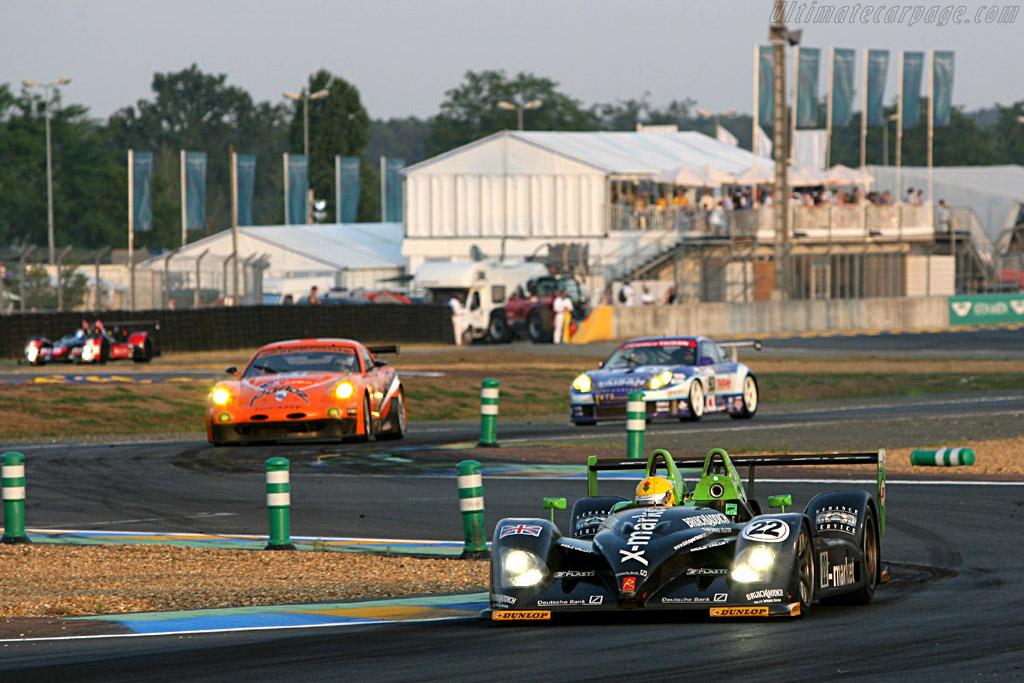 Radical SR9 Judd - Chassis: SR9001   - 2006 24 Hours of Le Mans