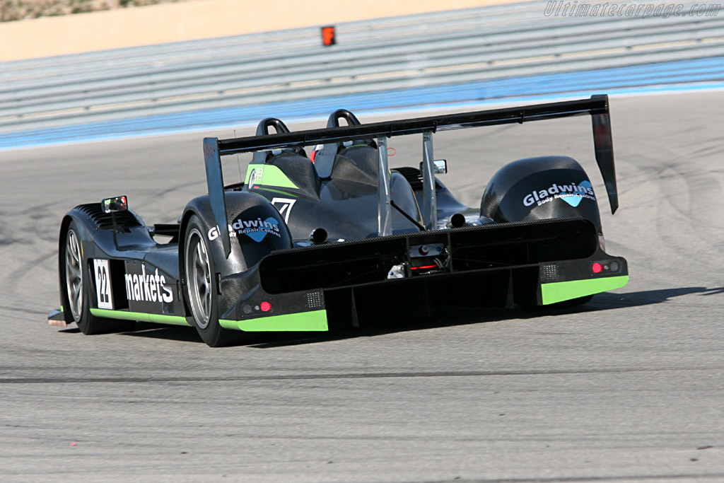 Radical SR9 Judd - Chassis: SR9001   - Le Mans Series 2006 Season Preview