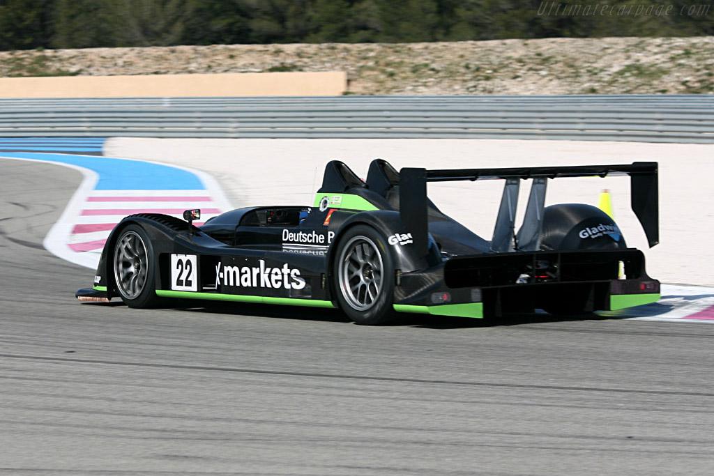 Radical SR9 Judd - Chassis: SR9001   - Le Mans Series 2006 Season Preview
