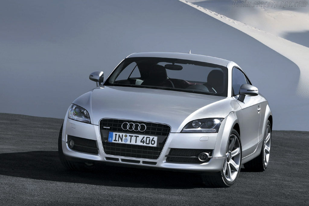 Click here to open the Audi TT Quattro 3.2 Coupe gallery