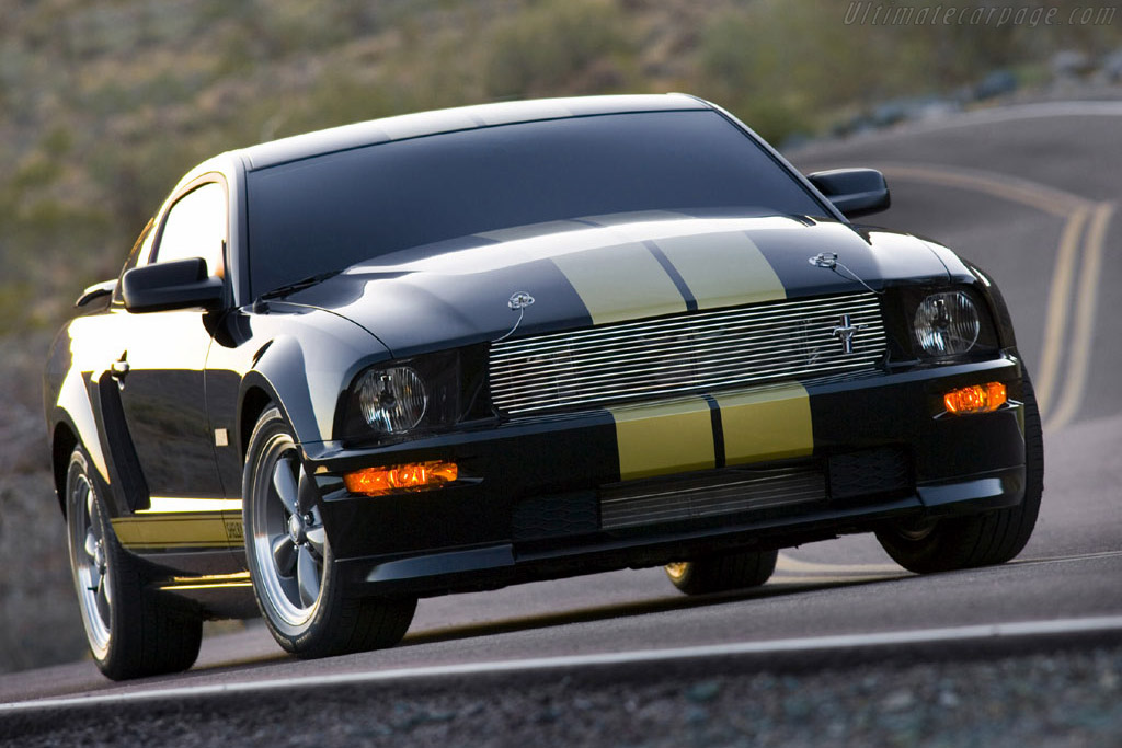 Click here to open the Ford Shelby Mustang GT-H gallery