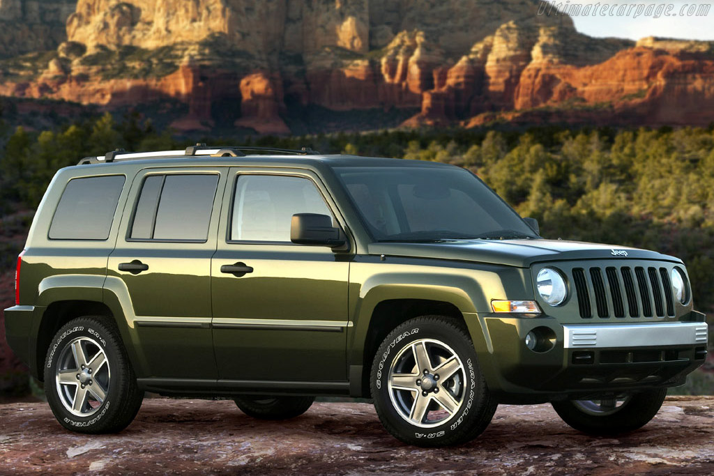 Click here to open the Jeep Patriot gallery