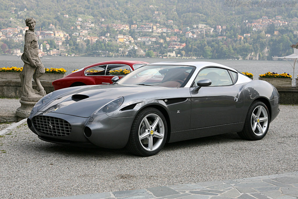 Click here to open the Ferrari 575 GTZ gallery
