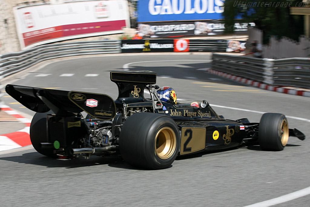Lotus 72 Cosworth - Chassis: R6   - 2006 Monaco Historic Grand Prix